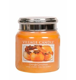 Village Candle Orange Cinnamon Village Candle Geurkaars Medium
