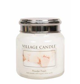 Village Candle Powder Fresh Village Candle Geurkaars Medium