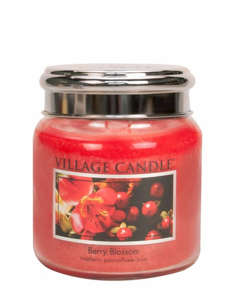 Village Candle Berry Blossom Village Candle Geurkaars Medium