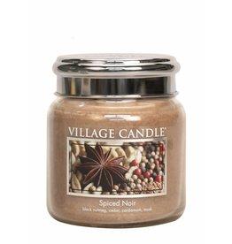 Village Candle Spiced Noir Village Candle Geurkaars Medium