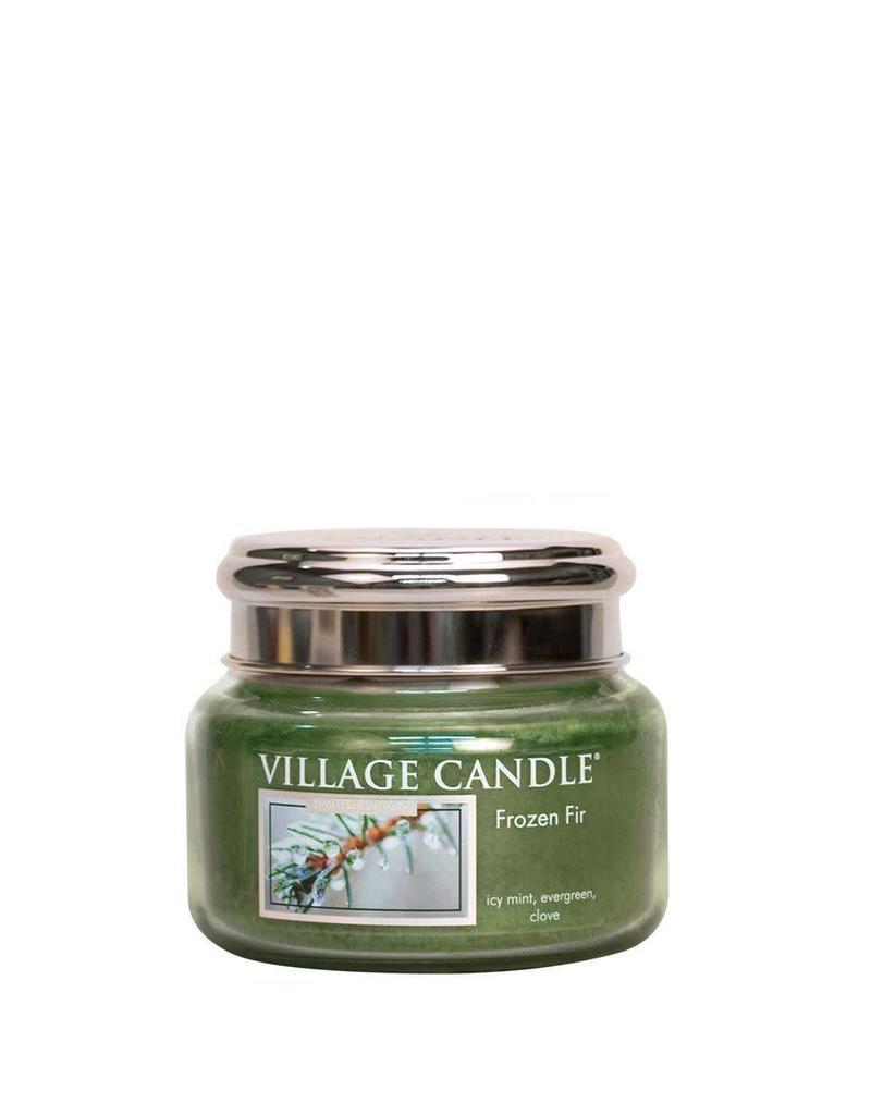 Village Candle Frozen Fir Village Candle Geurkaars Small