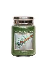 Village Candle Frozen Fir Village Candle Geurkaars Large