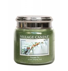 Village Candle Frozen Fir Village Candle Geurkaars Medium