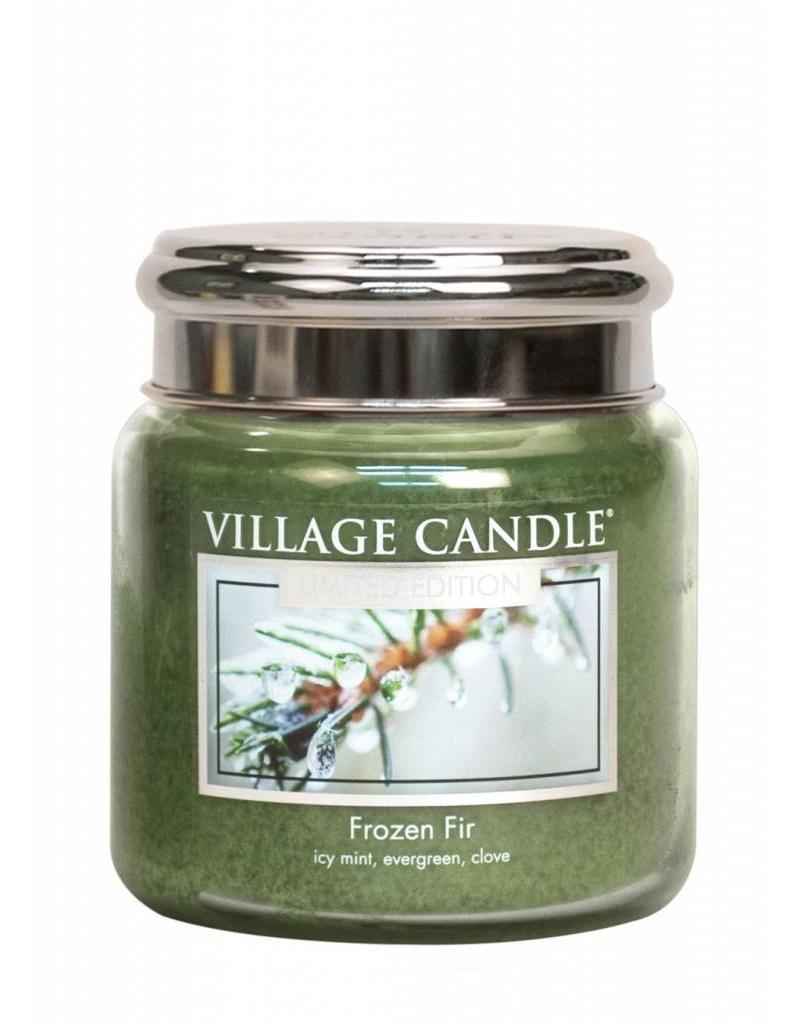 Village Candle Frozen Fir Village Candle Geurkaars Medium