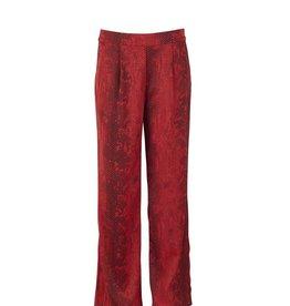Saint Tropez Saint Tropez T5038 Snake Pants Red