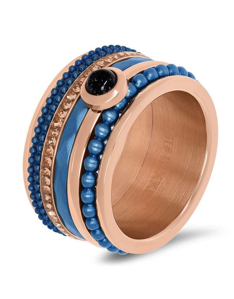 iXXXi Jewelry iXXXi JEWELRY Combi Ring 28