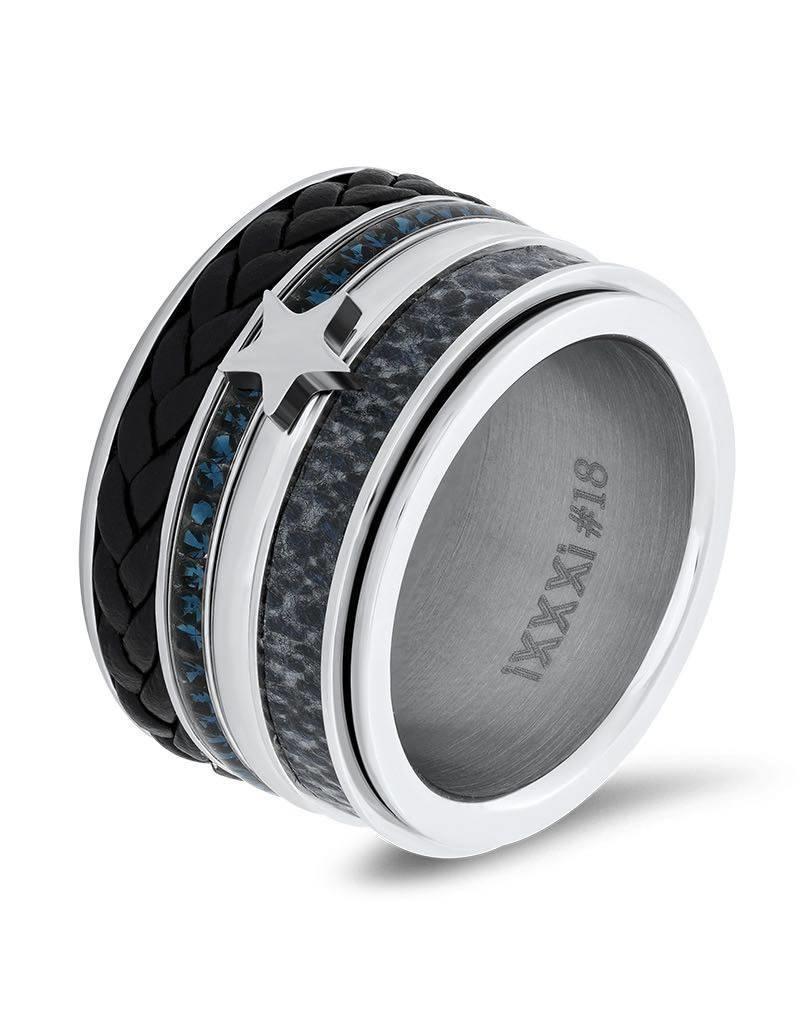 iXXXi Jewelry iXXXi JEWELRY Combi Ring 27