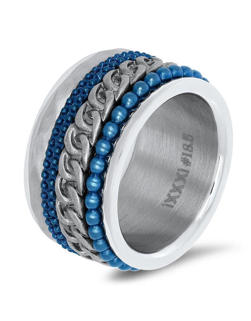 iXXXi Jewelry iXXXi JEWELRY Combi Ring 24