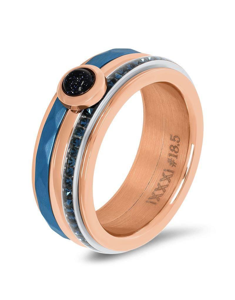 iXXXi Jewelry iXXXi JEWELRY Combi Ring 18