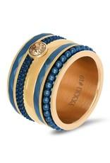 iXXXi Jewelry iXXXi JEWELRY Combi Ring 16