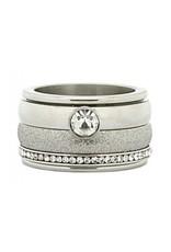 iXXXi Jewelry iXXXi JEWELRY Combi Ring 6