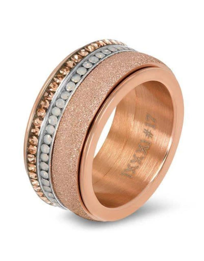iXXXi Jewelry iXXXi JEWELRY Combi Ring 3
