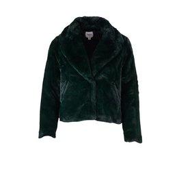 Saint Tropez Saint Tropez T7020 Faux Fur Jacket
