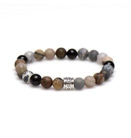 Karma Karma For Men Elastic Bracelet 86830