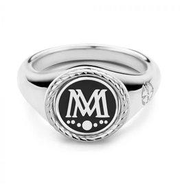 Mi Moneda MMV Uptown Ring 925 Zilver