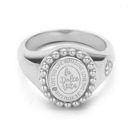 Mi Moneda MMV Soho Ring 925 Zilver