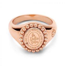 Mi Moneda Vintage MMV Soho Ring Rosé