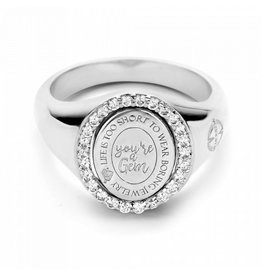 Mi Moneda Vintage MMV Brooklyn Ring 925 Zilver