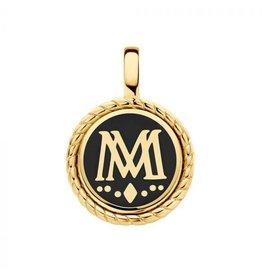Mi Moneda Vintage MMV Uptown Pendant Goudkleurig