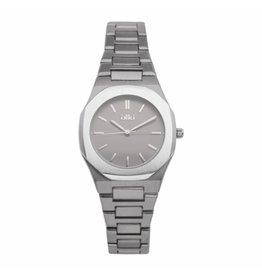 iKKi Horloges Ikki YR06 Black / Silver
