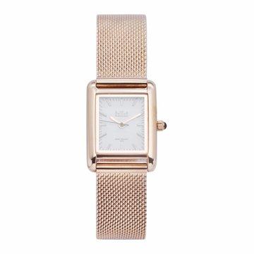 iKKi Horloges Ikki GC02 Rose Gold / White