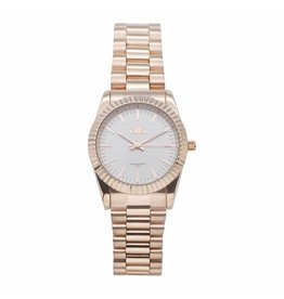 iKKi Horloges Ikki BX08 Rose Gold/ Silver