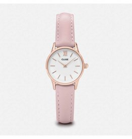 Cluse La Vedette Rose Gold White/Pink