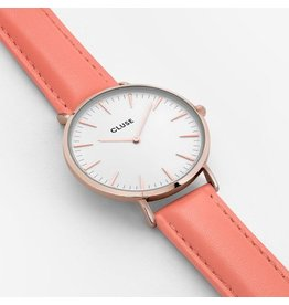Cluse Watches Cluse Bohème Rose Gold White/Flamingo