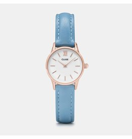 Cluse Watches Cluse La Vedette Rose Gold White/Retro Blue
