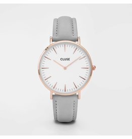 Cluse Watches Cluse La Bohème Rose Gold White/Grey