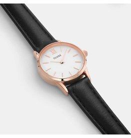 Cluse Watches Cluse La Vedette Rose Gold White/Black