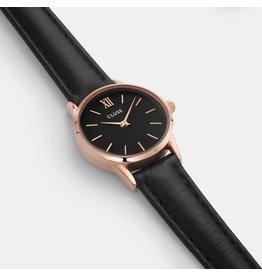 Cluse Watches Cluse La Vedette Rose Gold Black/Black