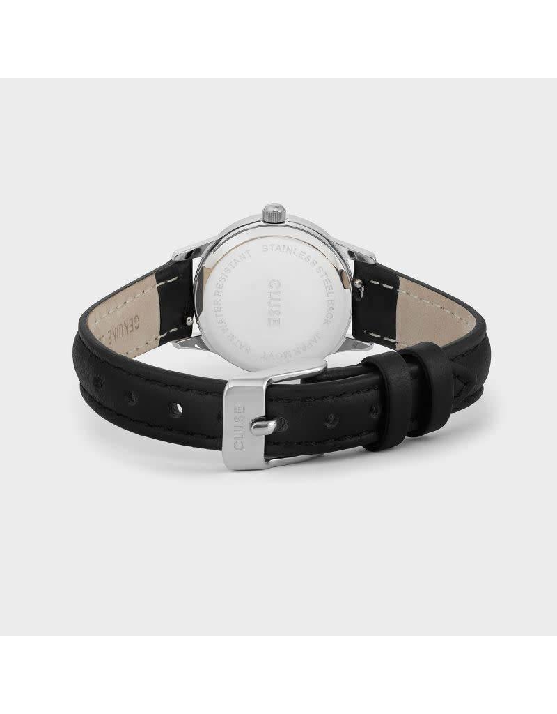 Cluse La Vedette Silver Silver/Black
