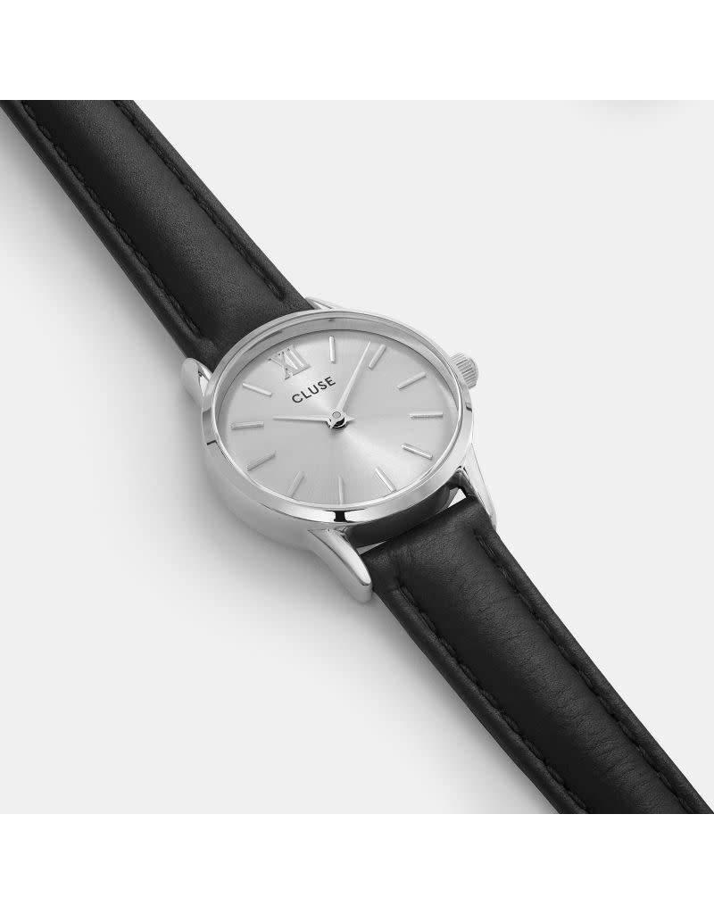 Cluse Watches Cluse La Vedette Silver Silver/Black