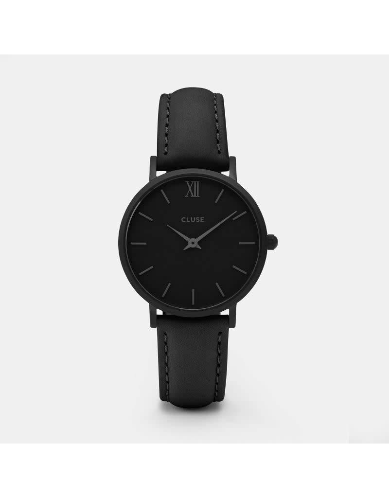 Cluse Watches Cluse Minuit Full Black