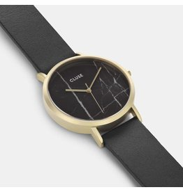 Cluse Watches Cluse La Roche Gold Black Marble/Black