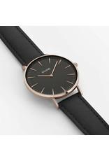Cluse Watches Cluse La Bohème Rose Gold Black/Black