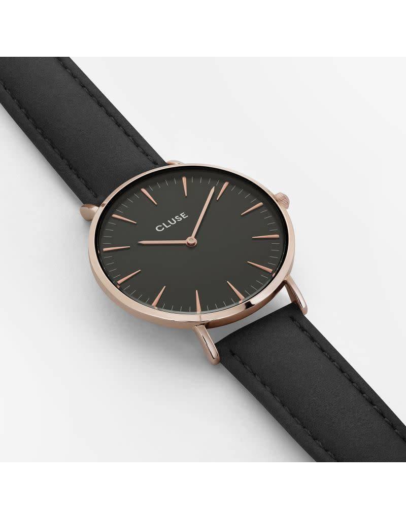 Cluse Watches Cluse La Bohème Rose Gold White/Black