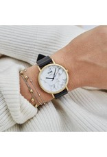 Cluse Watches Cluse La Roche Gold White Marble/Black