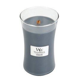 WoodWick WoodWick® Large Candle Evening Onyx