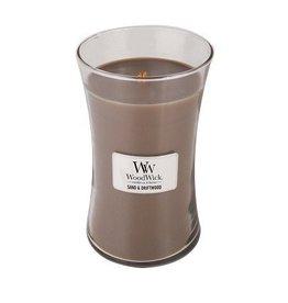 WoodWick WoodWick® Large Candle Sand & Driftwood