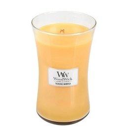 WoodWick WoodWick® Large Candle Sea Side Mimosa