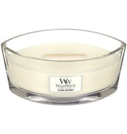 WoodWick WoodWick® Ellipse Candle Island Coconut