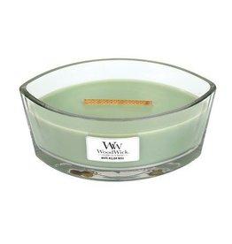 WoodWick WoodWick® Ellipse Candle White Willow Moss