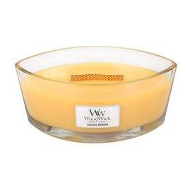 WoodWick WoodWick® Ellipse Candle Sea Side Mimosa