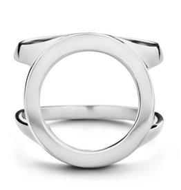 Melano Melano Friends Cover Ring Zilverkleurig