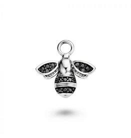 Mi Moneda Monogram MMM Charm Bee 925 Zilver