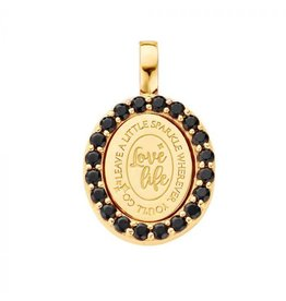 Mi Moneda Vintage MMV Lolita Pendant Goudkleurig