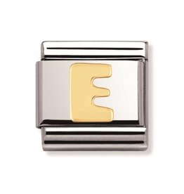 Nomination Nomination - 030101-05- Link Classic Letters - E