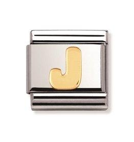 Nomination Nomination - 030101-10- Link Classic Letters - J